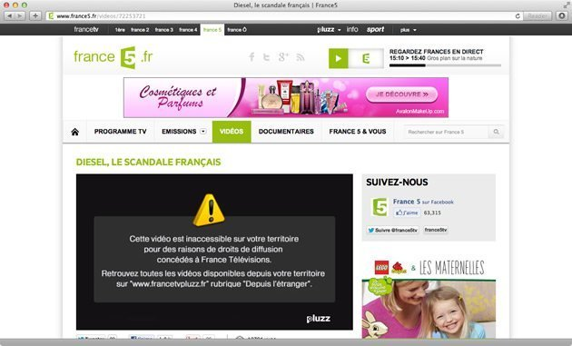 geoblock-fr-frankrijk-france5