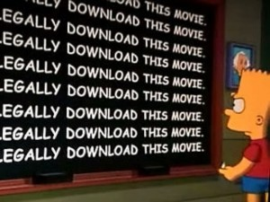 Illegale downloaders in vizier van Dutch Filmworks