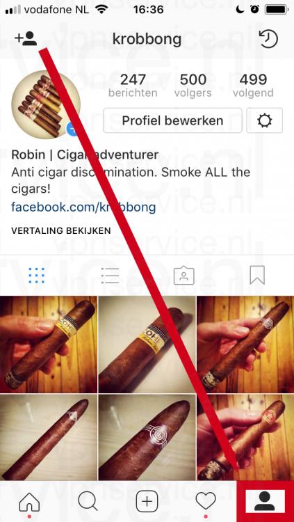 Instagram Privacy Instellingen Openen
