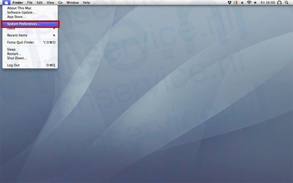 VPN Verbinding delen Mac OS X