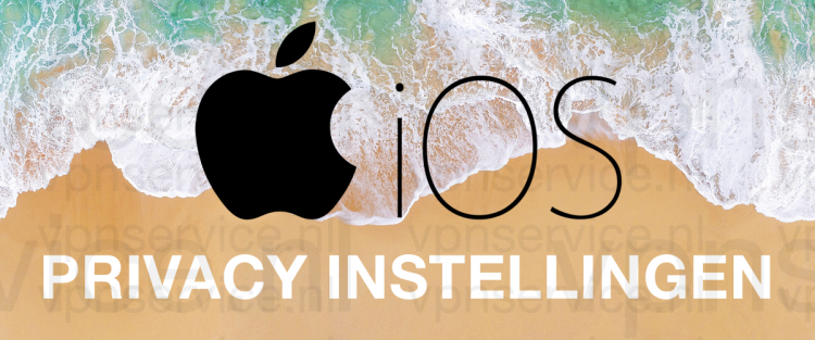 iOS Privacy Instellingen