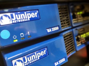 Juniper backdoor laatste updates