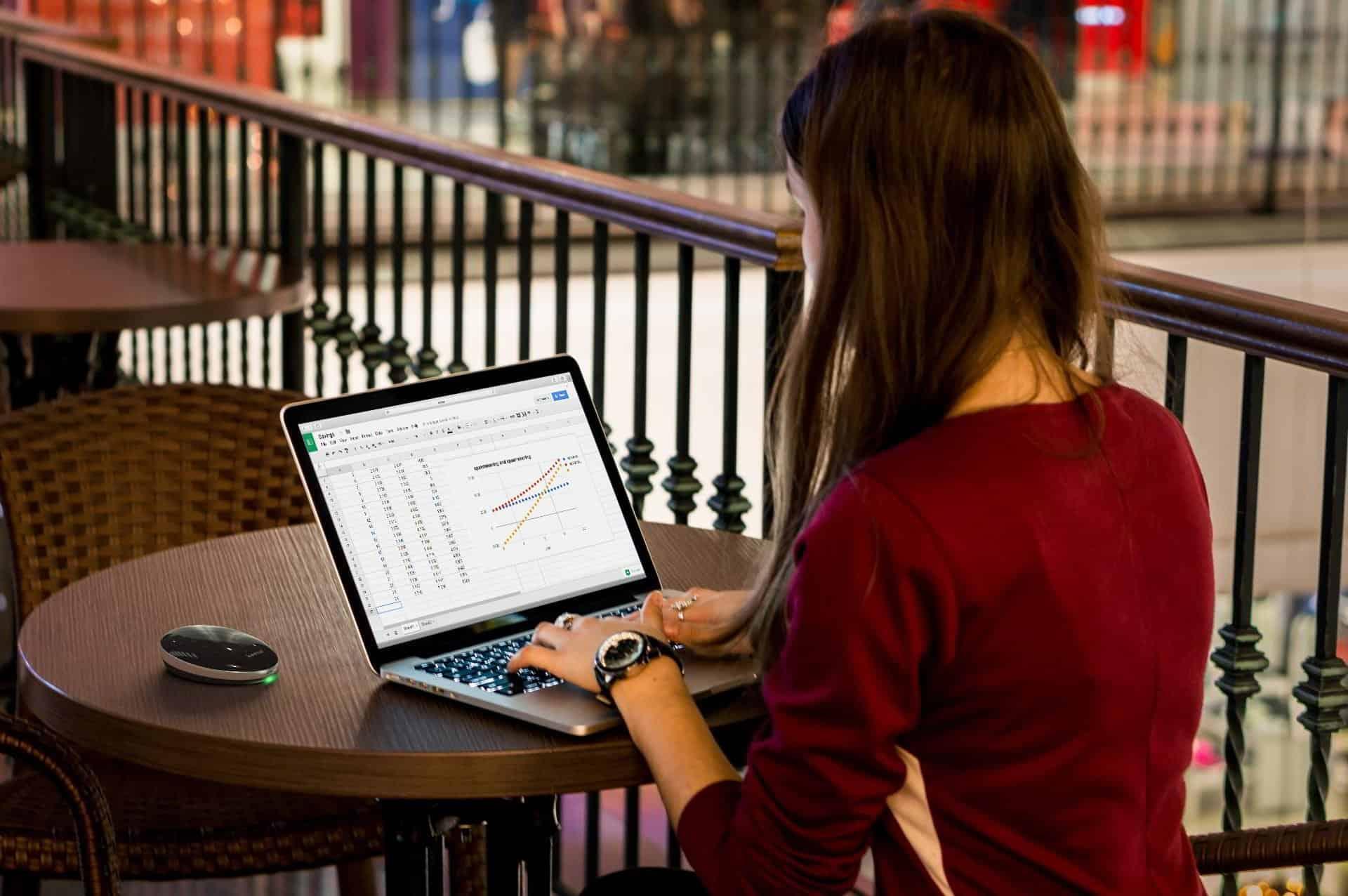 Keezel op openbare WIFI spots