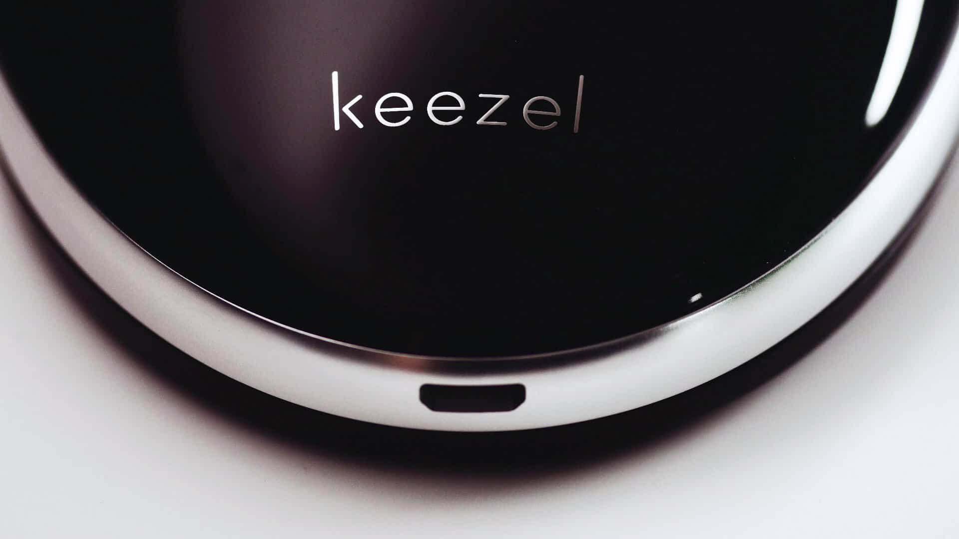 Keezel close up