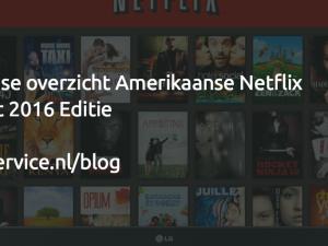 Nieuwe releases op Amerikaanse Netflix: Maart 2016