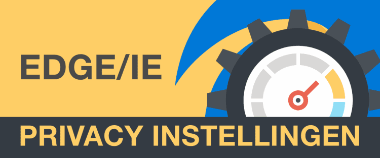 Egde/IE Privacy Instellingen