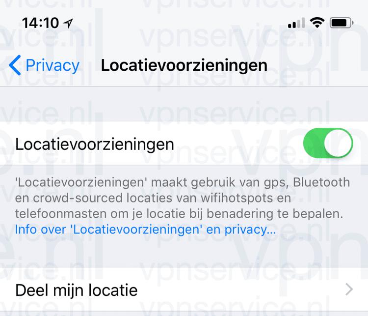 IP Lek Locatievoorzieningen