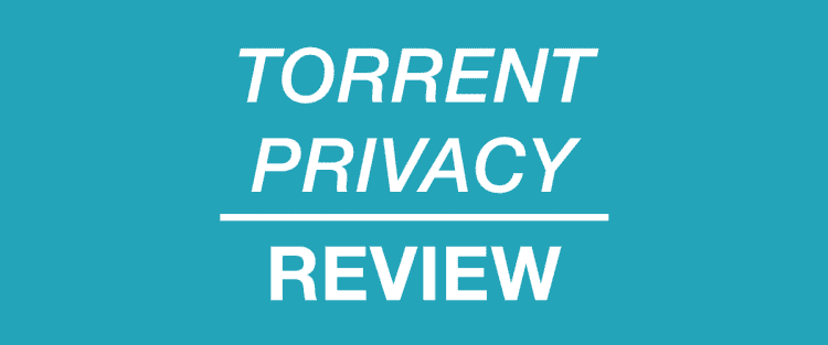 TorrentPrivacy Review