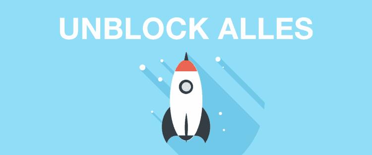 Unblock Geografische Blokkades