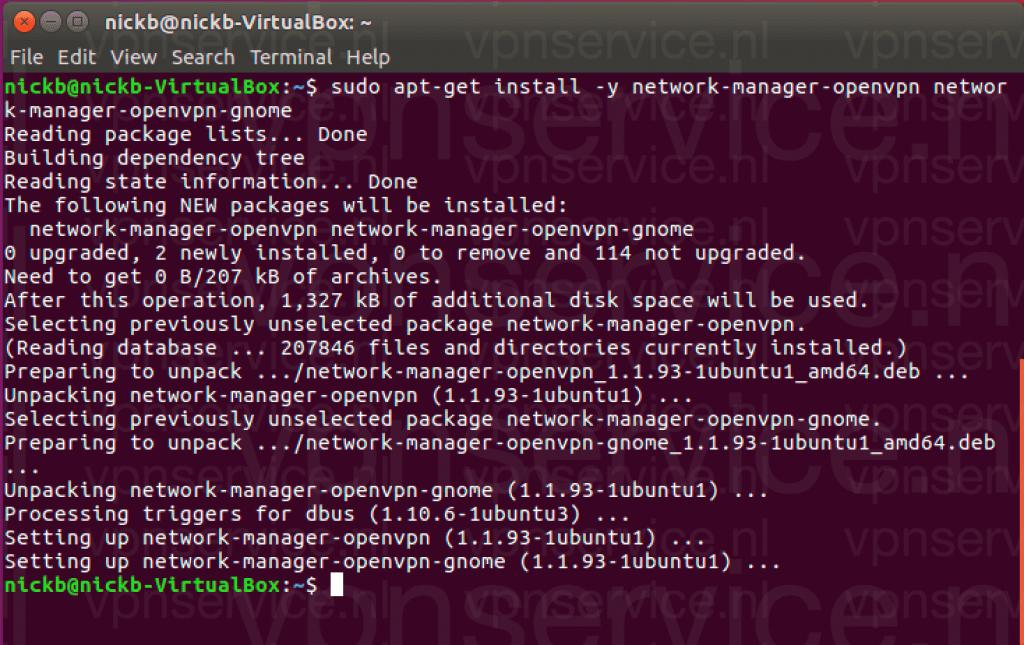 VyprVPN voor Linux