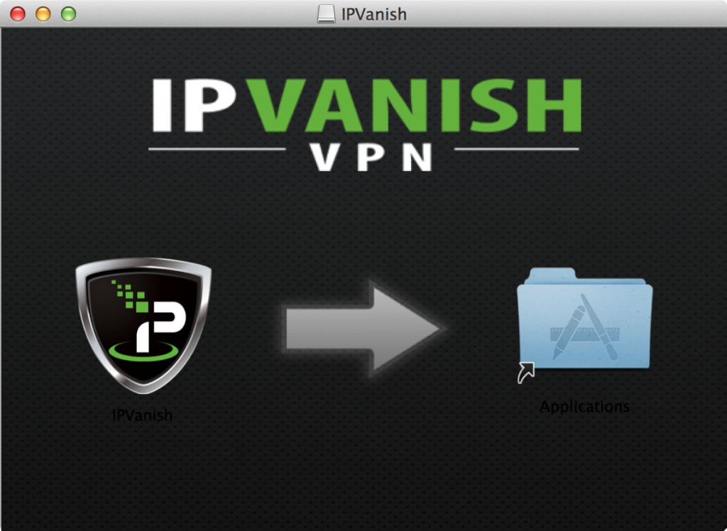 IPVanish VPN installeren op Mac OS X