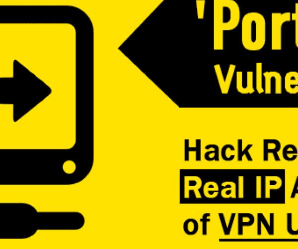 """""""Wrong Way"""" lek laat echt IP-adres VPN gebruikers zien ..."""