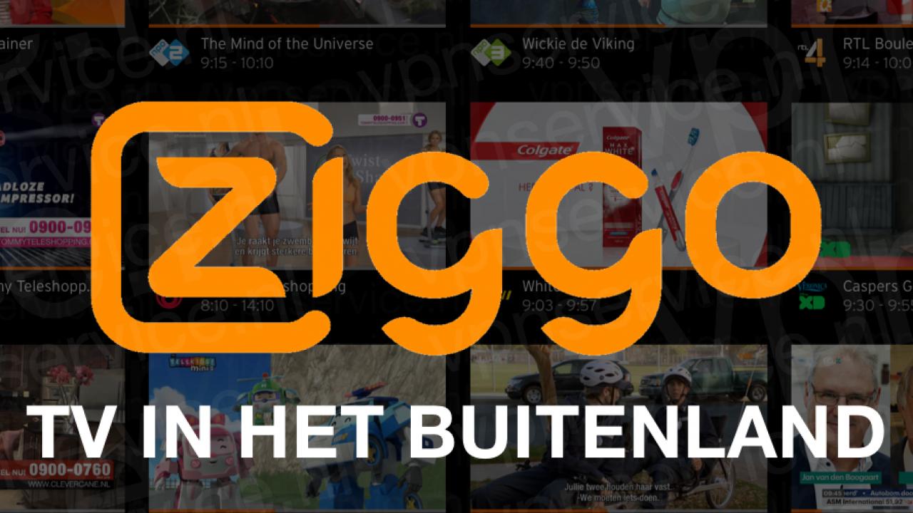 Ziggo Go In Het Buitenland En De Eu Kijken 2019 Binnen